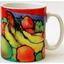 Fruit Bowl Mug Image
