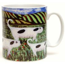 Spotty Dogs Mug Image