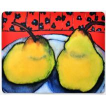 Yellow Pears Placemat Image