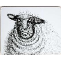 Sheep Coaster Image